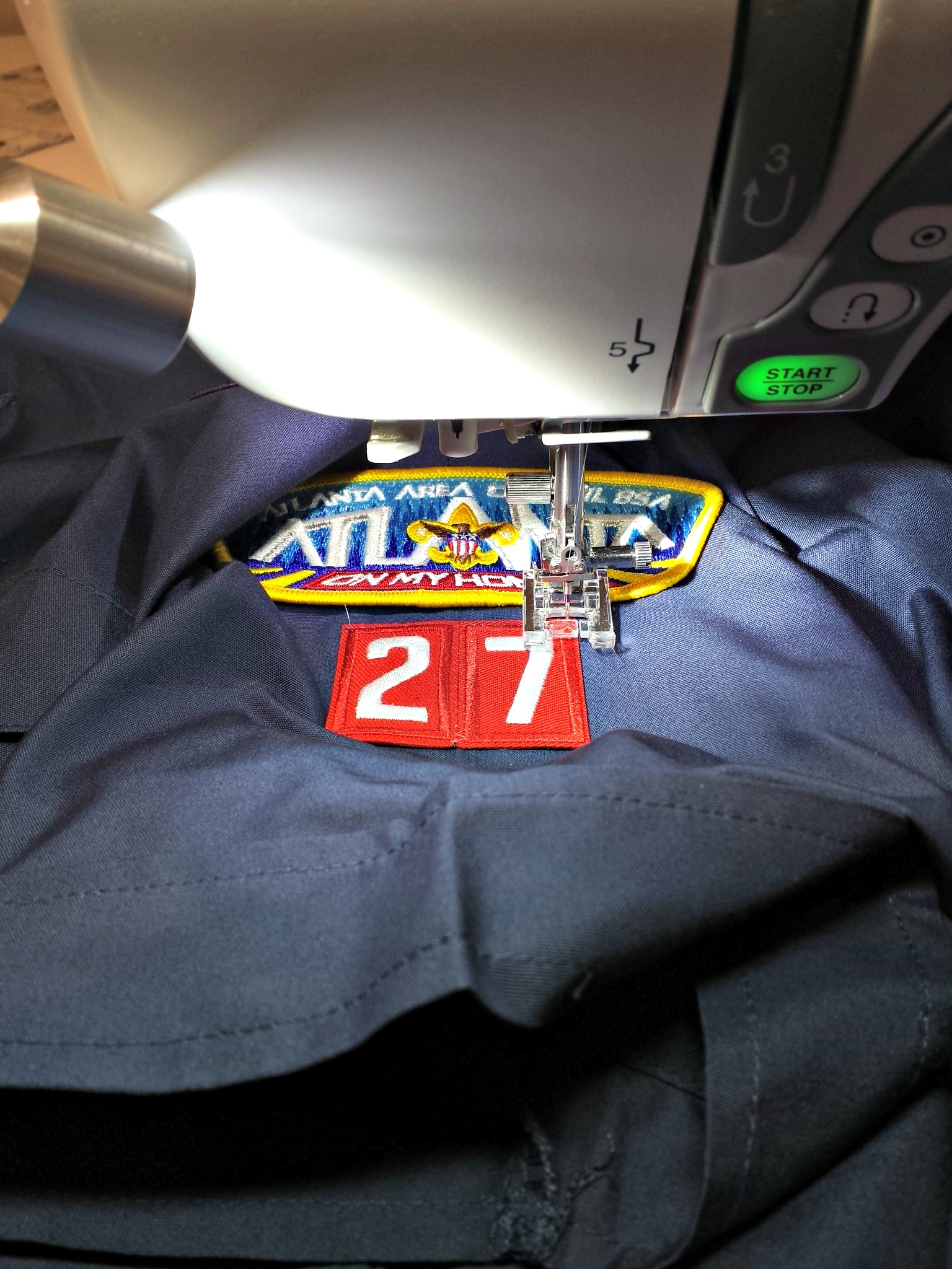 Sewing Scout Badges – a primer – Come Stitch With Me, LLC