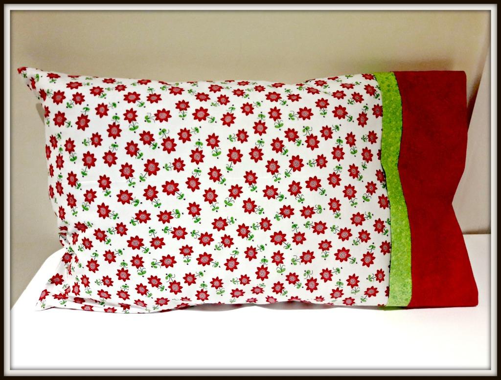 Travel pillowcase